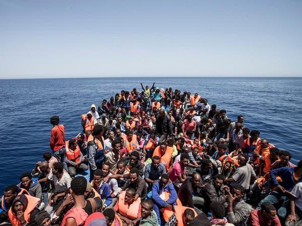 ليبيا.. إنقاذ أكثر من 1500 مهاجر قبالة السواحل الغربية