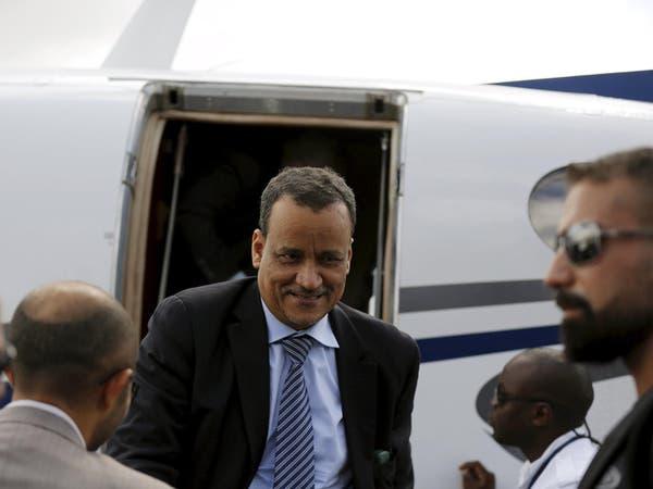 المبعوث الأممي يصل #عدن للمرة الأولى ويلتقي هادي