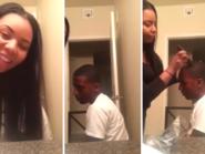 9 ملايين مشاهدة لفيديو قيام امرأة بحلاقة شعر ابن زوجها