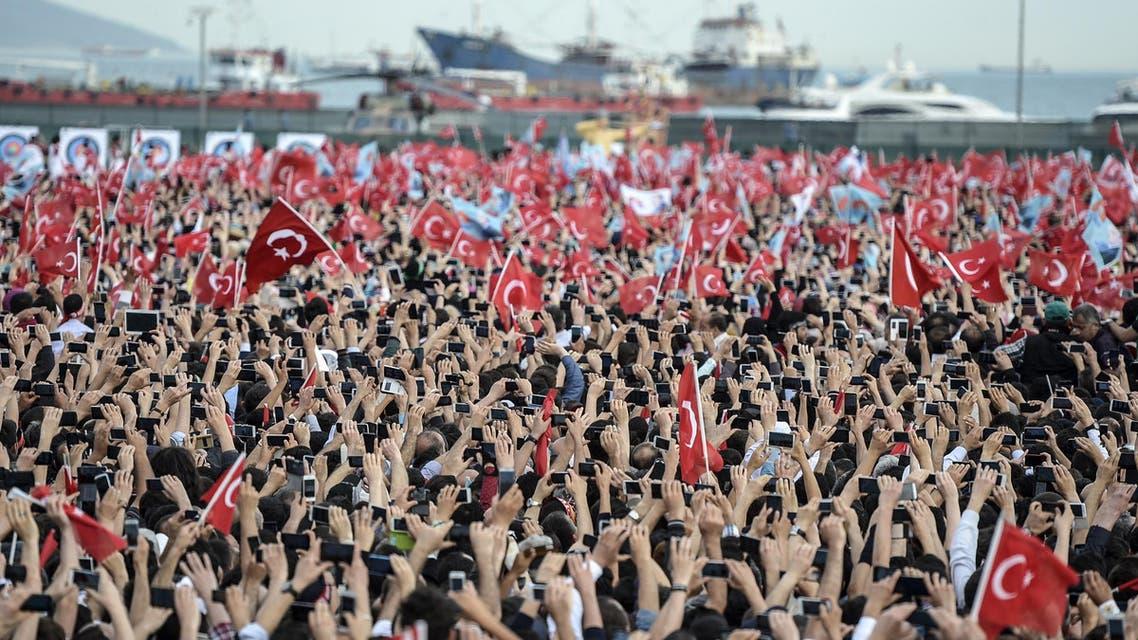 احتفالات في تركيا بذكرى سقوط القسطنطينية
