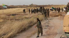 Kurds push back is in northern Syria border provinces: Monitor