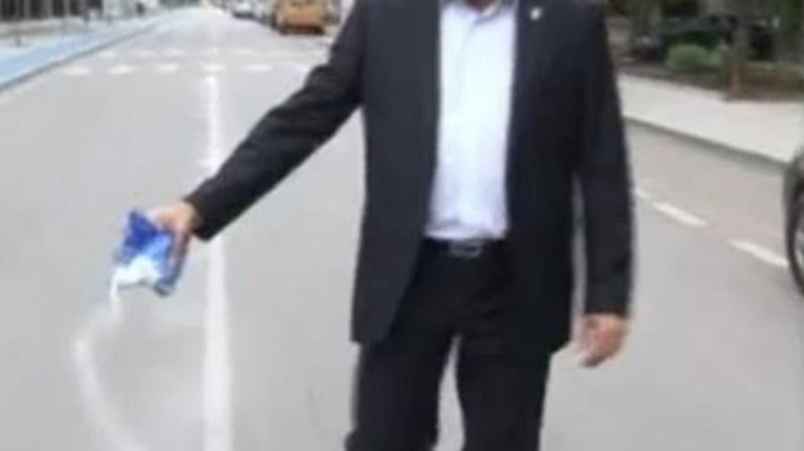 """""""سكر"""" في شوارع ببلغاريا لطرد الحظ السيء"""