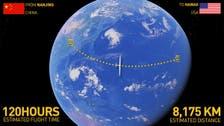 Solo flight in solar plane sets off on longest leg to Hawaii