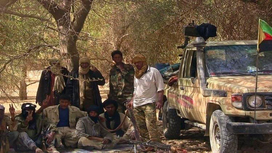 مجموعات الطوارق المتمردة في مالي