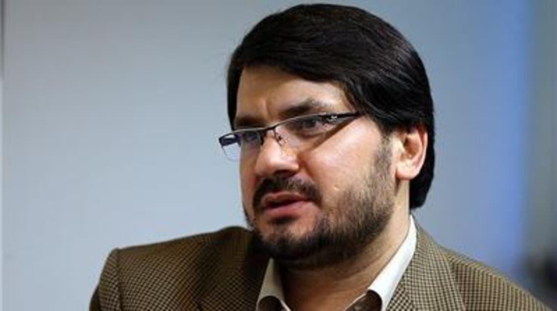 عضو هيئة رئاسة البرلمان الايراني، مهرداد بذرباش