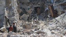 Deadly regime raids strike northwest Syria