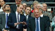Prince William urges FIFA to 'put the sport first'