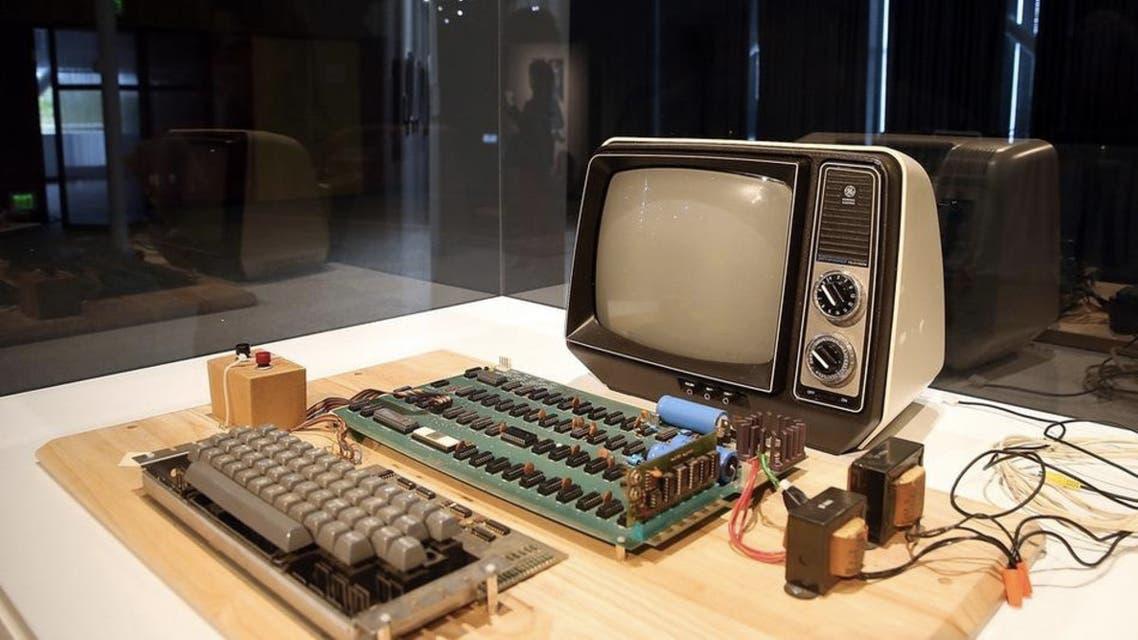 كمبيوتر أبل1