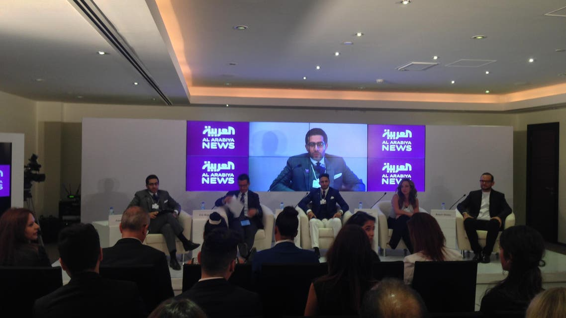 Led by Al Arabiya News' Editor-in-Chief Faisal J. Abbas, panelists challenged each other on such issues as digital advertising