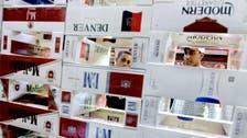 Egypt seizes over 64 million smuggled cigarette packs