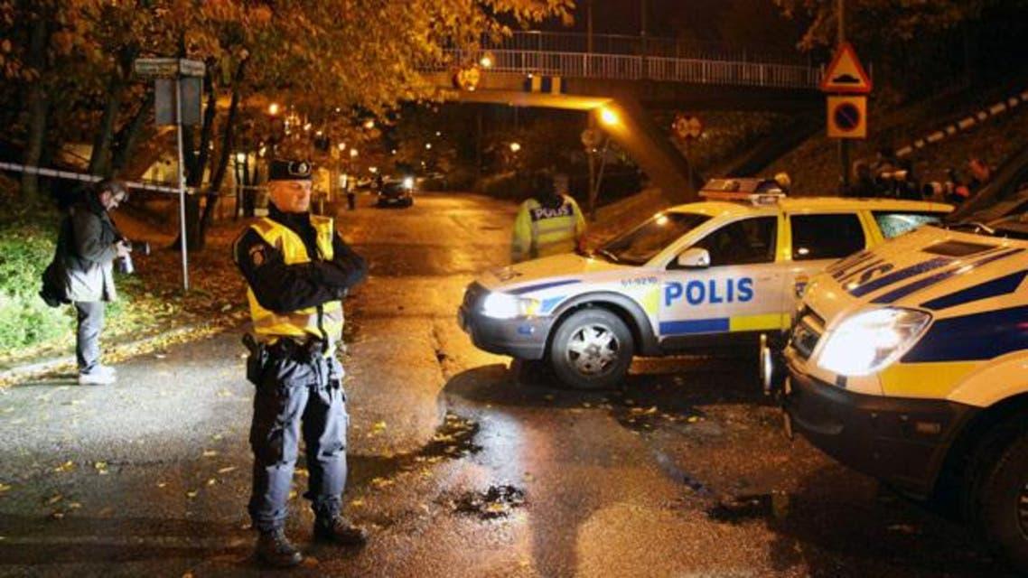 توقيف شخصين في السويد بتهمة المساعدة على الإرهاب