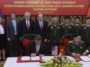 أميركا وفيتنام تناقشان التعاون العسكري وبحر الصين
