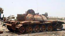 دبابة مفخخة تقتل 45 جنديا في الثرثار بالرمادي