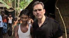 Matt Dillon puts rare celebrity spotlight on Rohingya