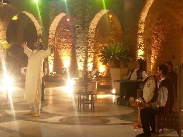 """فرقة """"ابن عربي"""" للسماع الصوفي تصور أول فيديو كليب بمصر"""