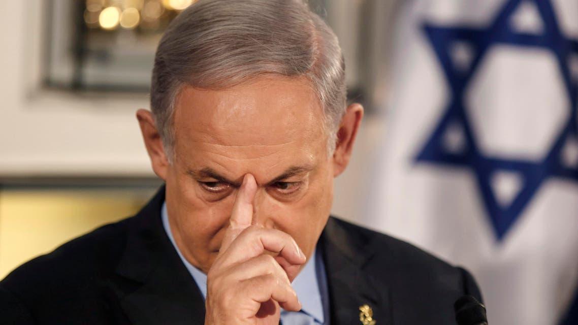 israel netanyahu ap