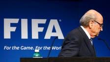 Qatar bid thrown into spotlight amid Blatter resignation