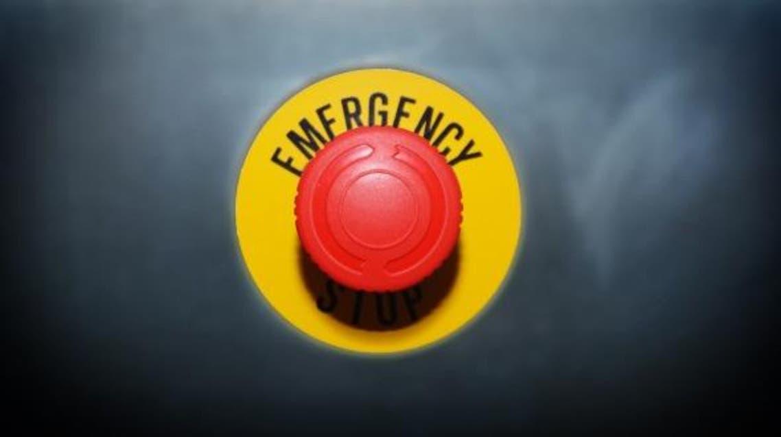 emergency button shutterstock