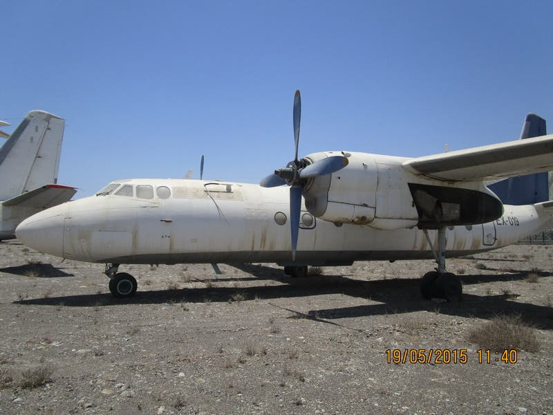 Looking for a scrap 747? UAE auction site lists old aircraft for ...