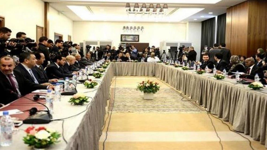 الحوار الليبي بالجزائر