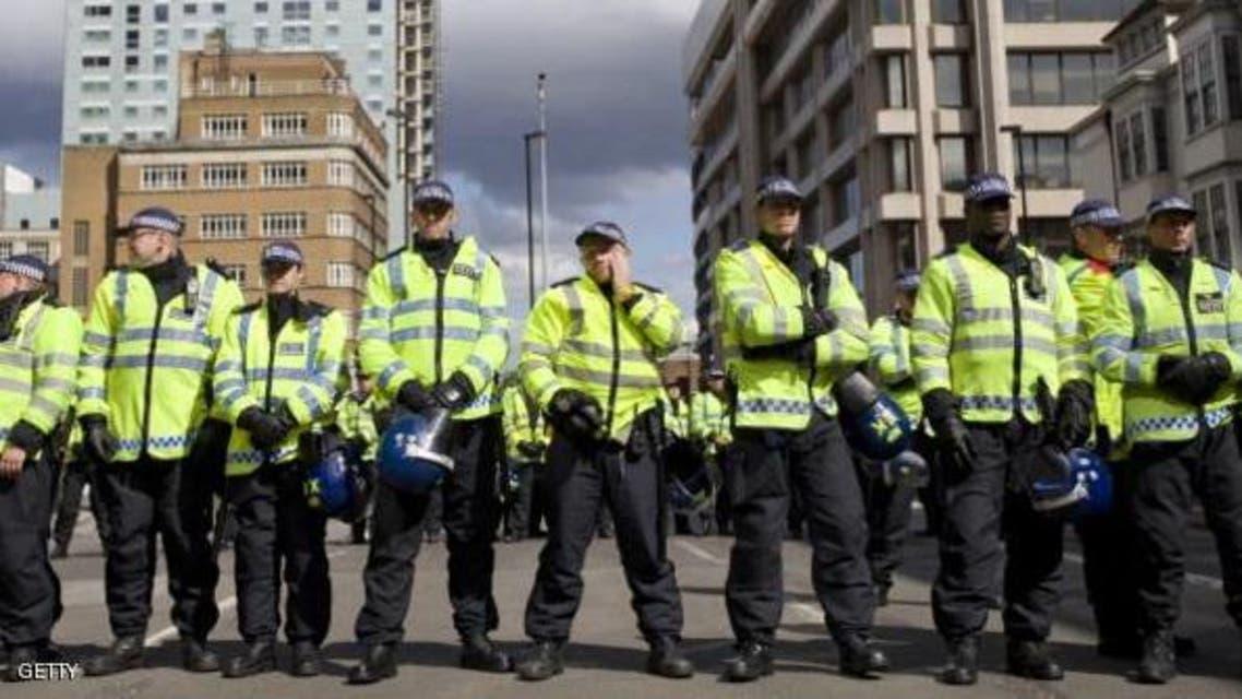 لندن شرطة