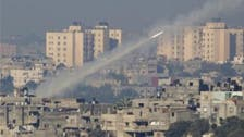 Rockets fired from Gaza into southern Israel