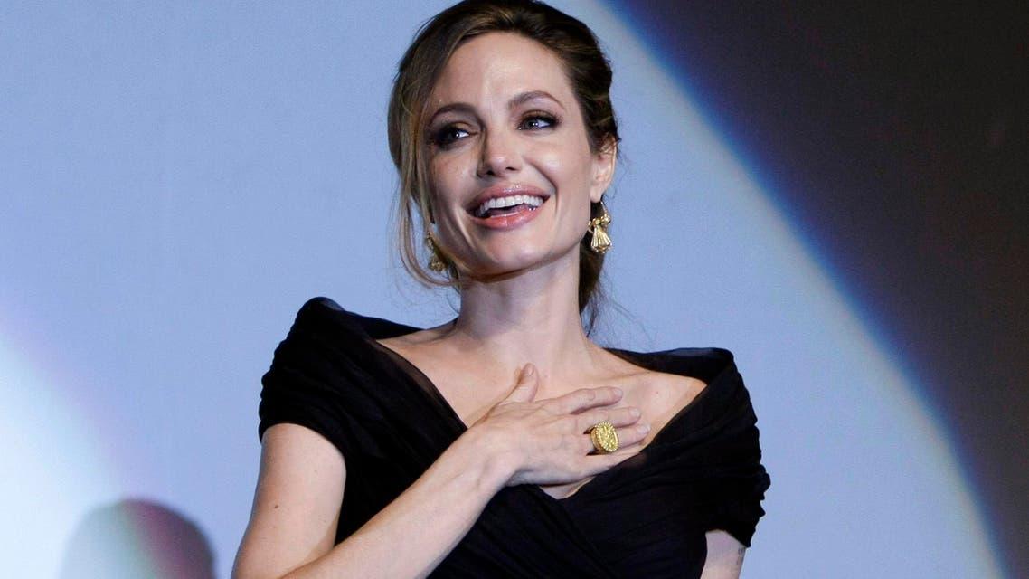 Angelina Jolie AP