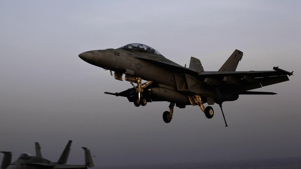 The United States and its allies staged 17 air strikes on ISIS targets in Syria and Iraq in a 24-hour period - AP