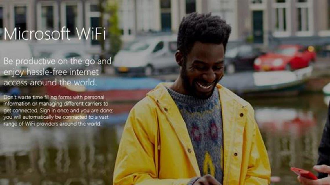 مايكروسوفت تعد لإطلاق شبكة واي فاي في 130 دولة
