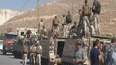 انفجار يستهدف دورية للجيش اللبناني في عرسال