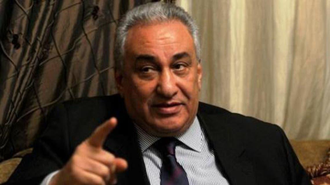 سامح عاشور، نقيب المحامين المصريين