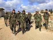 بعد دعوة لإعدامه..ضابط سوري كبير يتعرض لإصابة بالغة