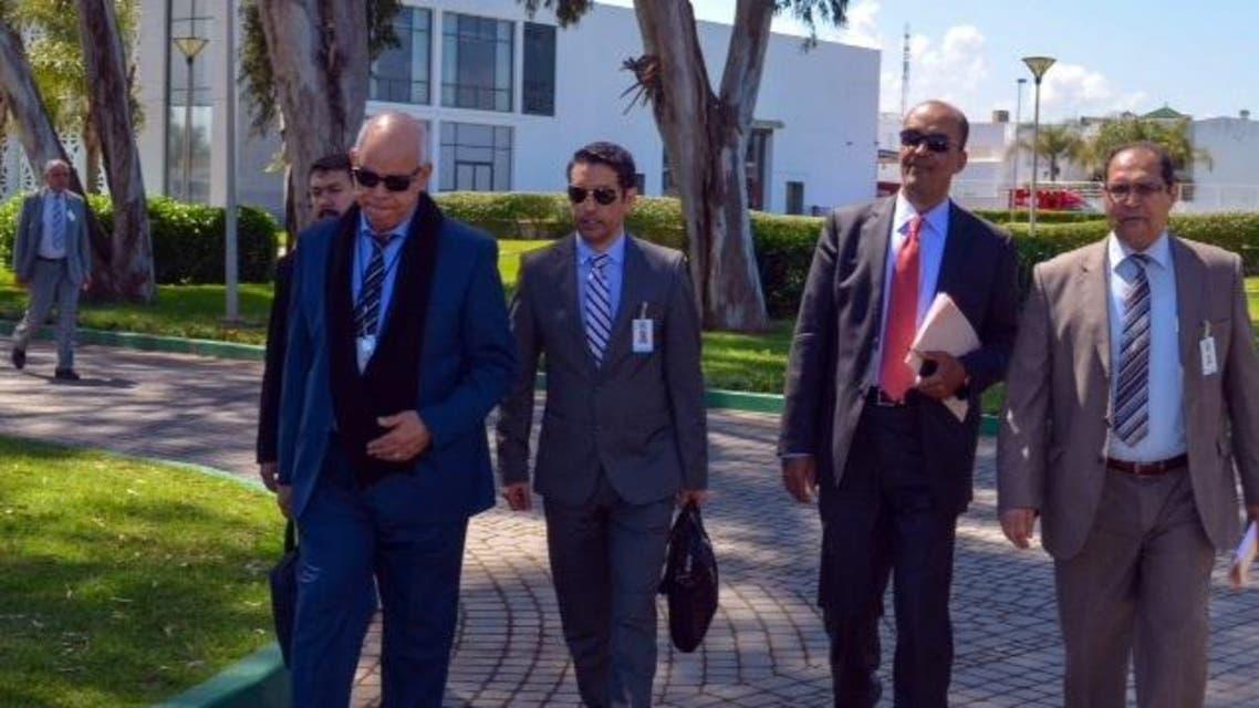ليبيا المفاوضات