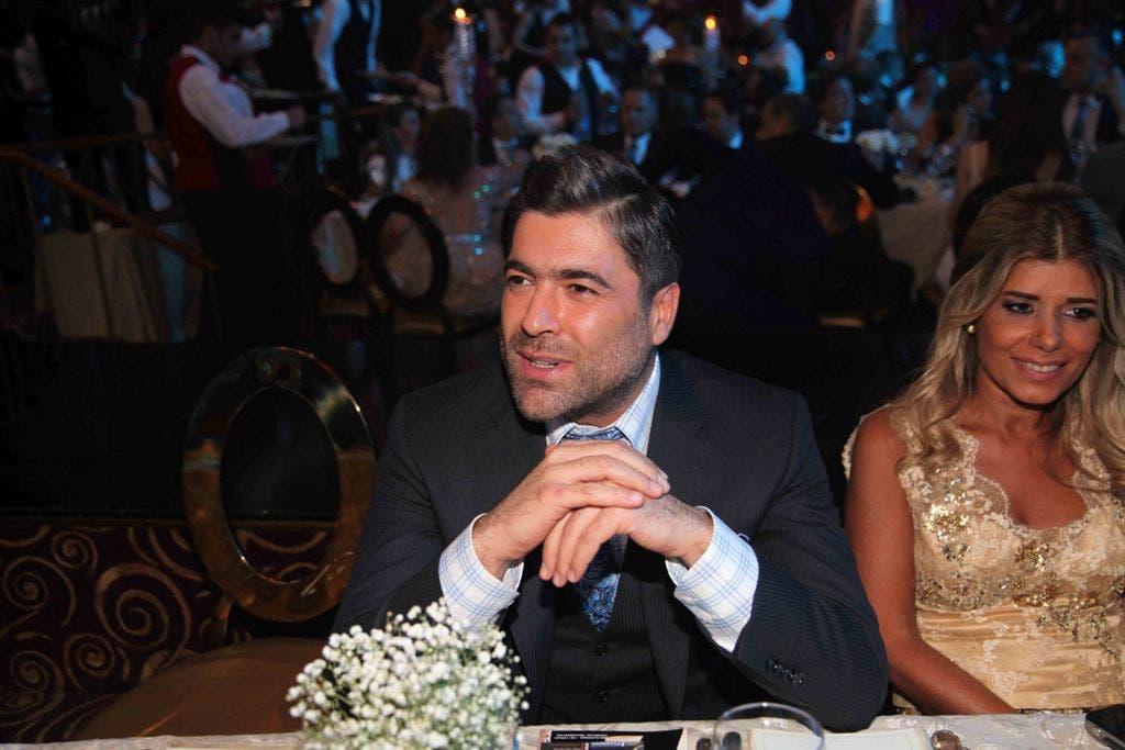 الفنان وائل كفوري