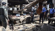 Nigeria suicide bombers 'faked fight' to attract onlookers
