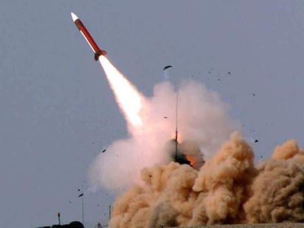 """""""الدفاع الجوي"""" تعترض 3 صواريخ باليستية فوق السعودية"""