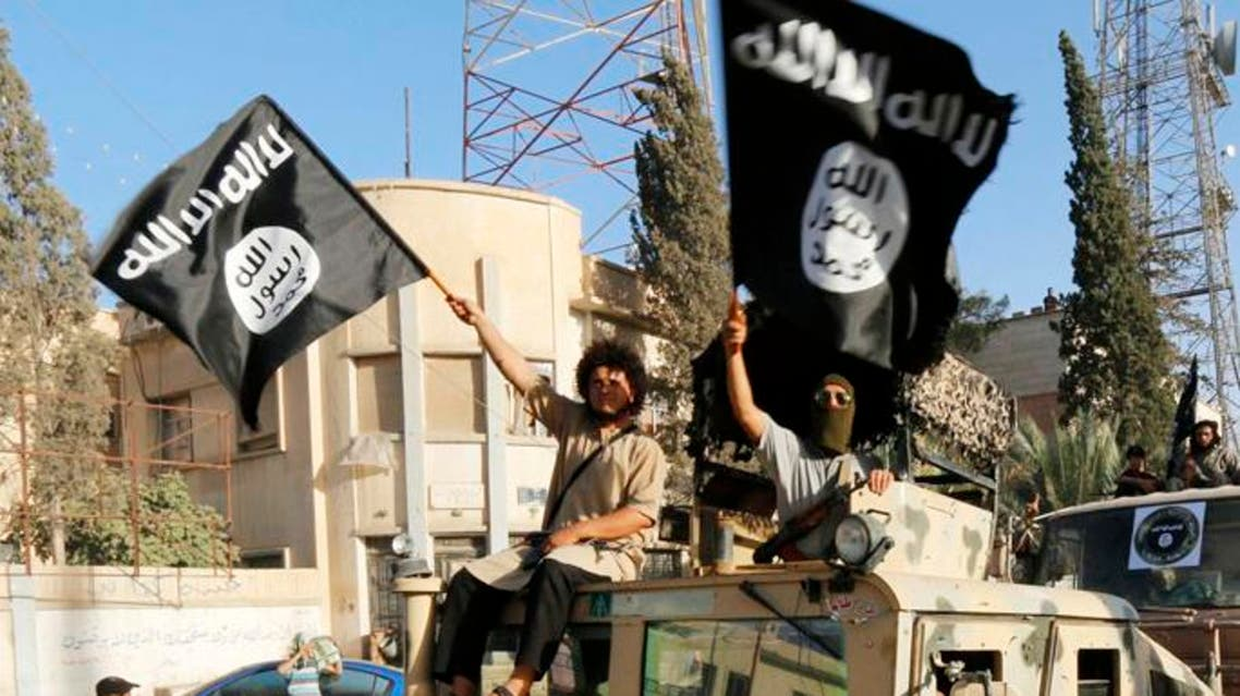 ISIS - Reuters