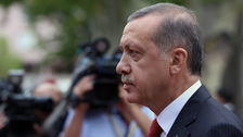 Turkish president cites 'cockroach problem' as reason for palace move
