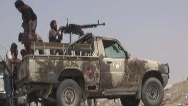 التحالف يشن غارات على تجمعات الحوثيين في باب المندب