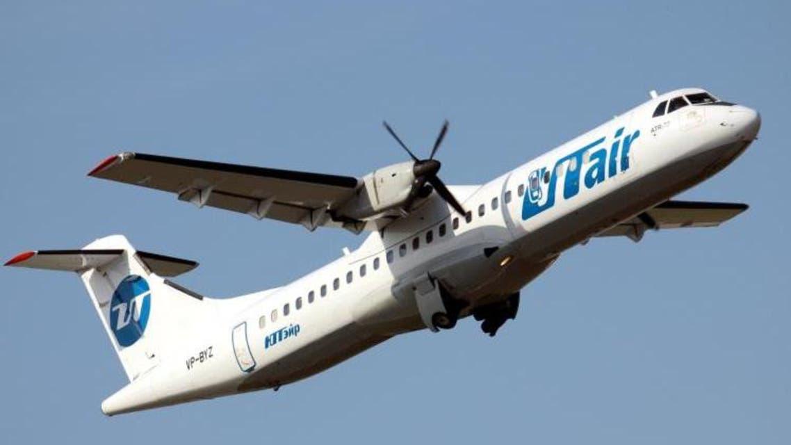 الطائرة التابعة للشركة التي يعمل فيها الطياران اللذان أطلق سراحهما