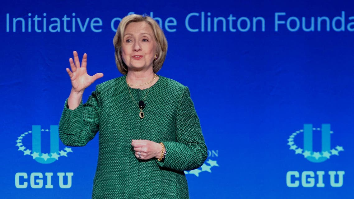 Clinton Foundation received money to ease sanctions on Iran