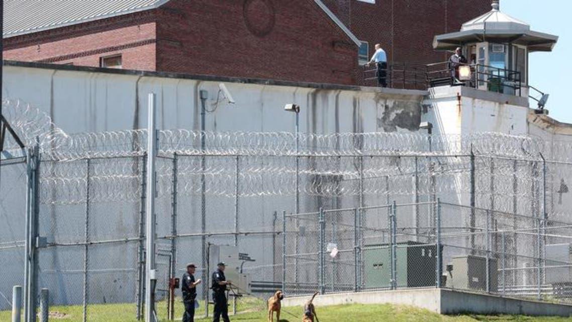 فرار مساجين أميركا