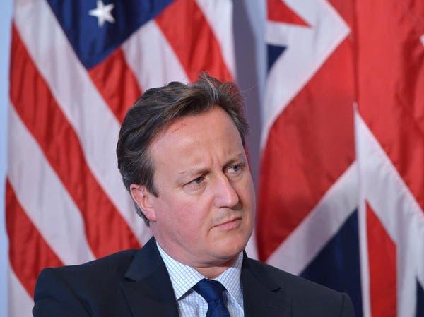 كاميرون: الخروج من أوروبا ليس حلا لمشاكل بريطانيا