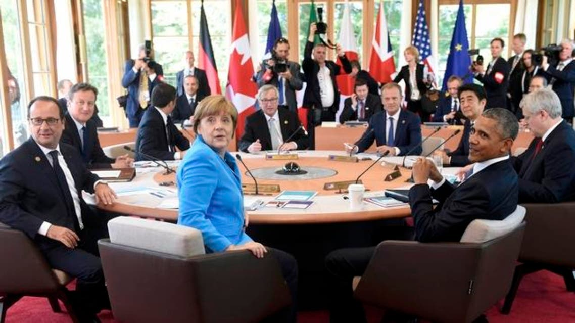 مجموعة الدول السبع ألمانيا