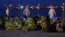 UK warns 500,000 may cross Mediterranean