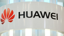 هواوي: مبيعاتنا 60 مليار دولار في 2015 وحصتنا 9.9%