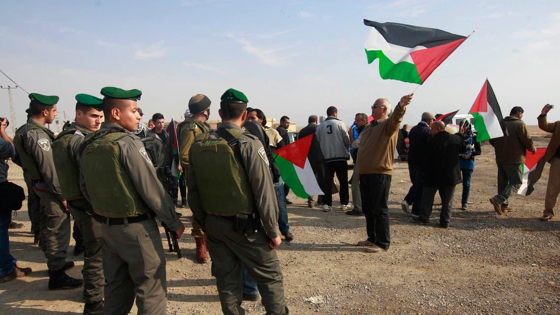 israelis palestinians