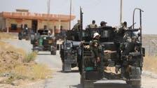العراق.. تعزيزات حكومية كبيرة باتجاه #بيجي