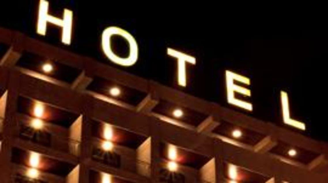 hotel shutterstock