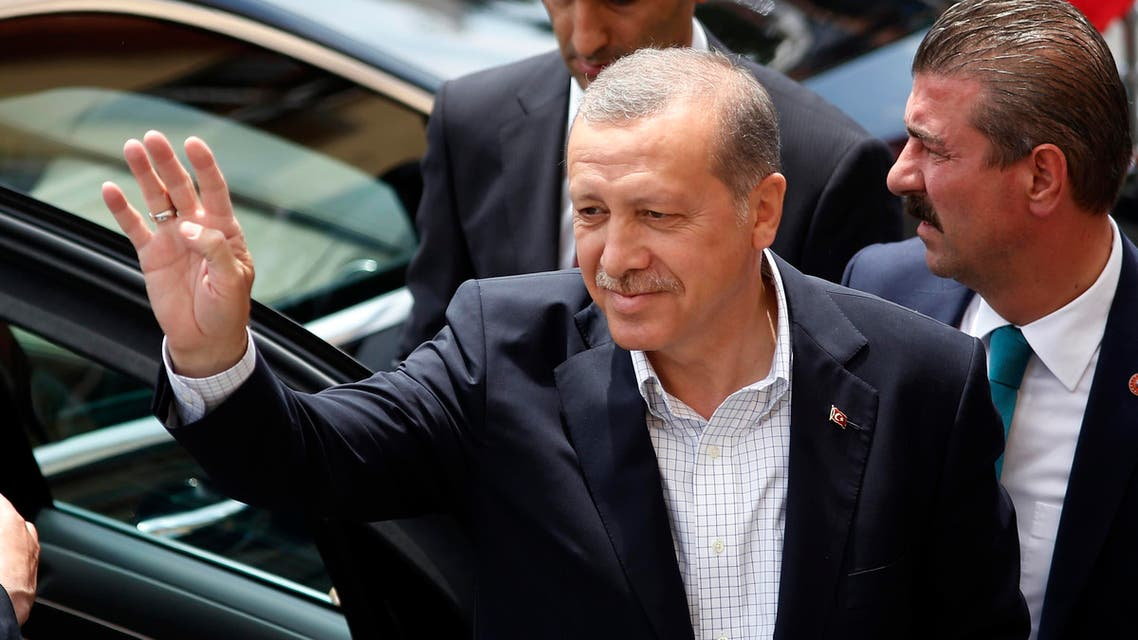 Erdogan AP